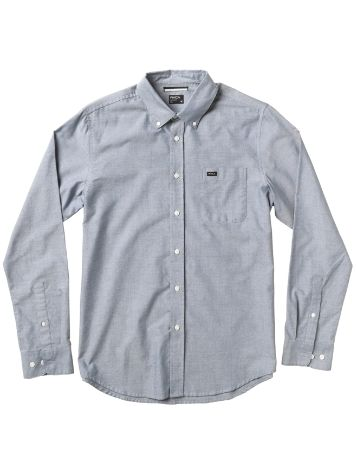 RVCA That'Ll Do Oxford Camicia