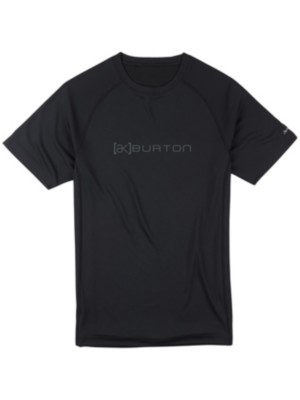 Burton Ak Power Dry Crew Tech Tee true black Gr. S
