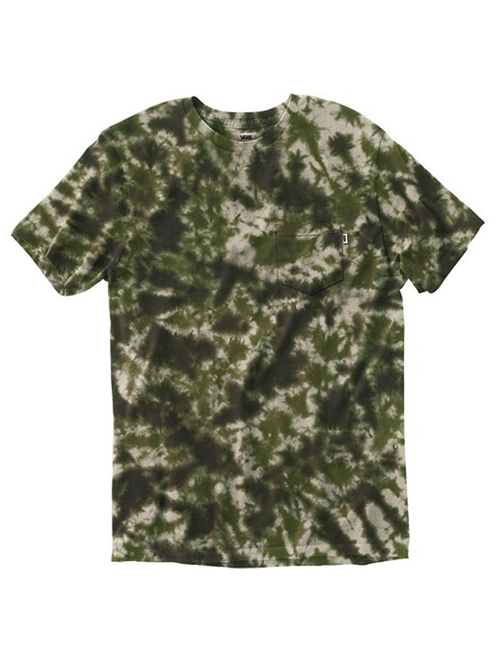 ac0af91f4a0987 Buy Vans Gr Pocket T-Shirt online at Blue Tomato