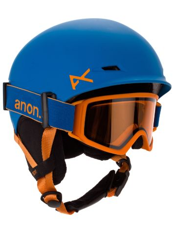 Anon 2 Define Snowboard Helm Youth Youth