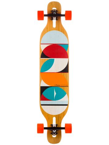 "Loaded Dervish Sama 2.0 9"" x 42.8"" Flex 2 Skateboard"