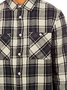 Binary Flannel Shirt LS