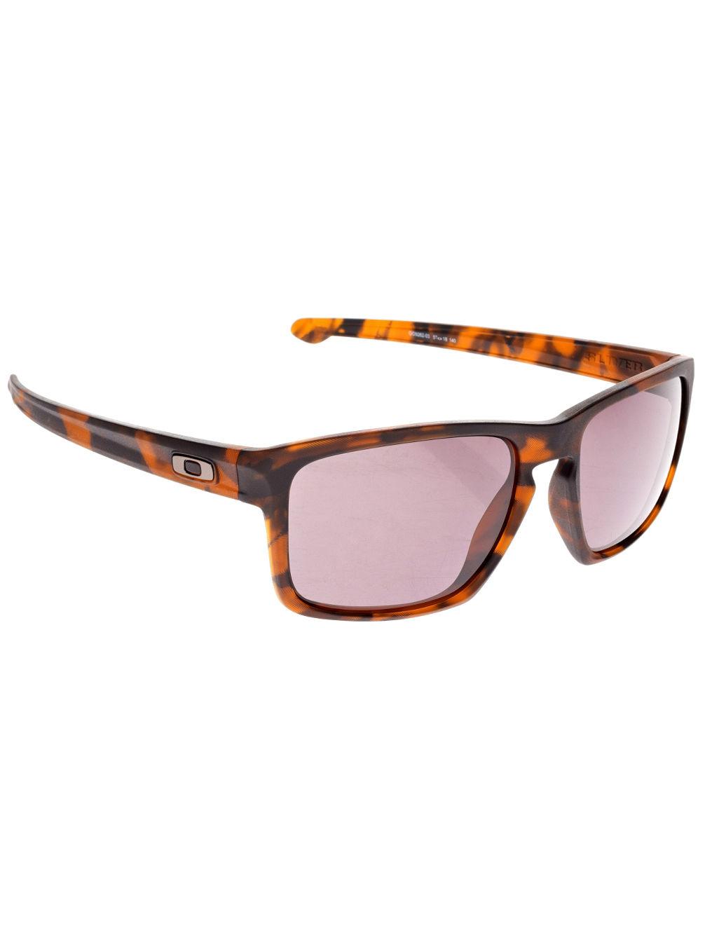 2072679f35e94 Buy Oakley Sliver matte brown tortoise online at Blue Tomato