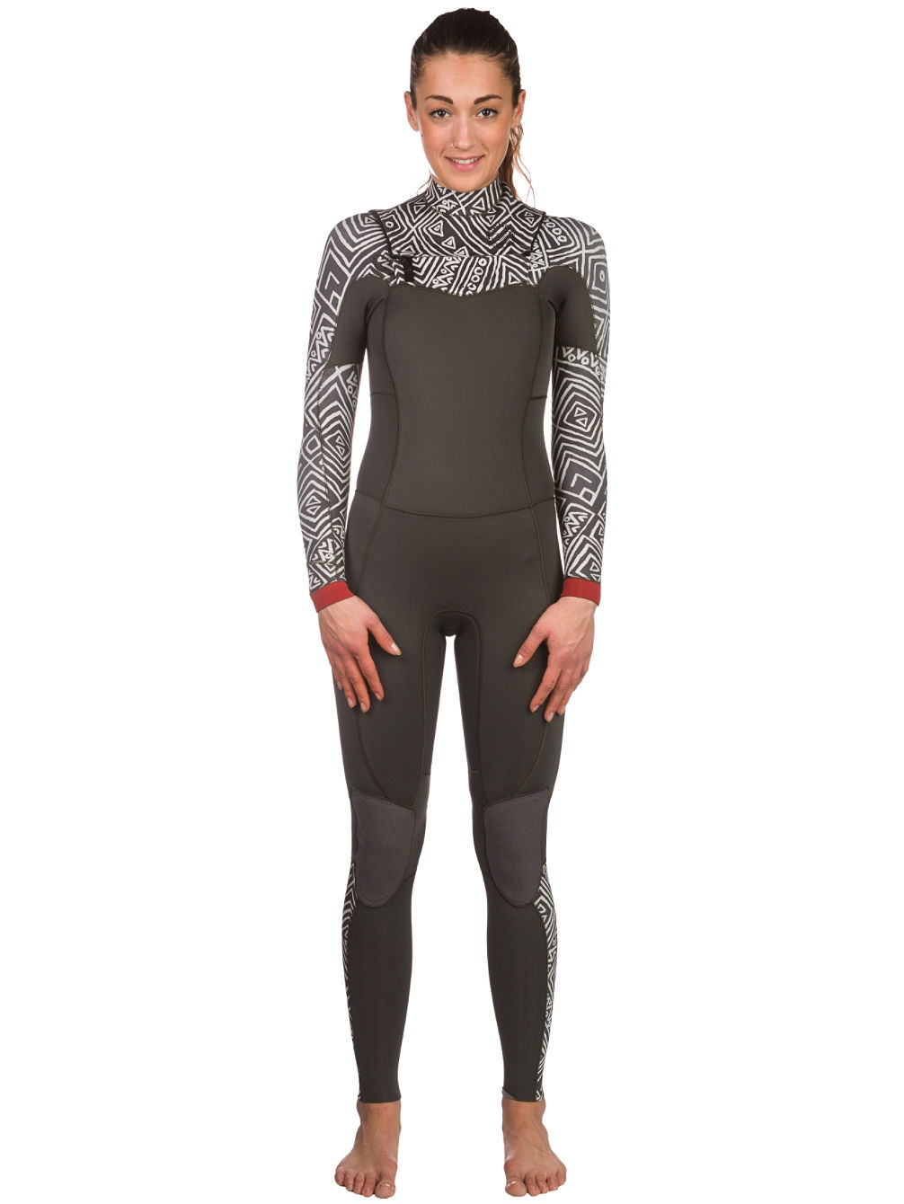 0c282a15fb Buy Billabong Salty Dayz 3 2 Chest Zip Wetsuit online at blue-tomato.com