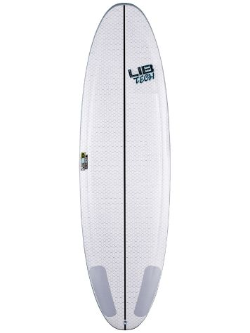 "Lib Tech Ramp 6'6"" 5 Fin Surfboard"