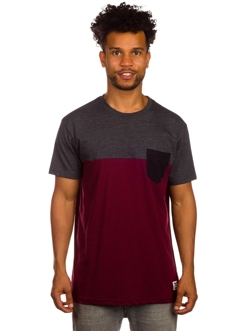 Block Pocket T-Shirt