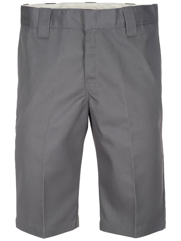 Dickies Slim 13 Work Shorts charcoal grey