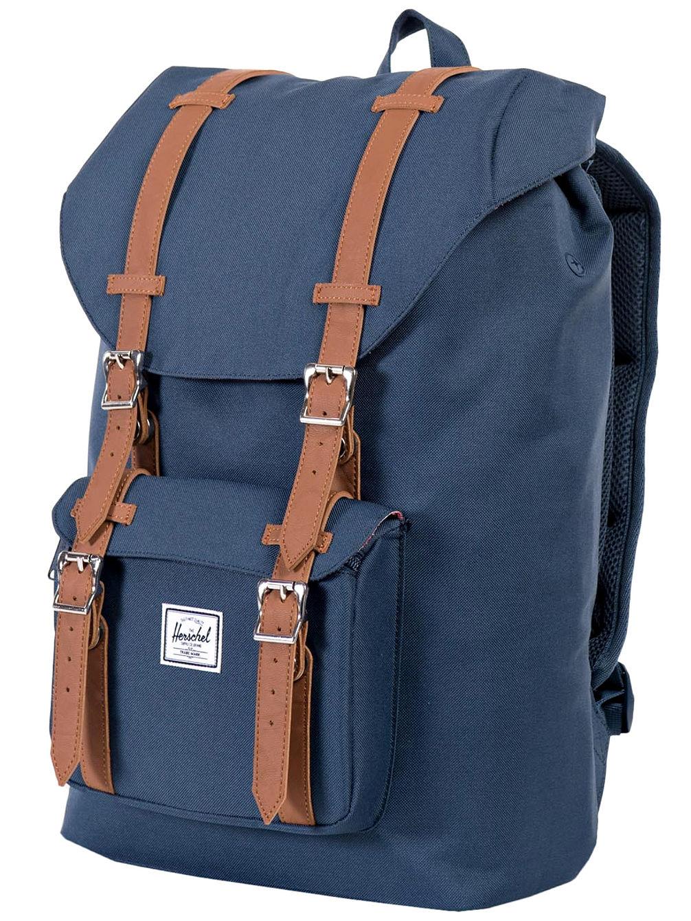10c556bcb5 Buy Herschel Little America Mid-Volume Backpack Backpack online at  blue-tomato.com