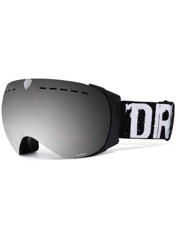 Dr.Zipe Headmaster Level 7 Matt Black/Black White Goggle