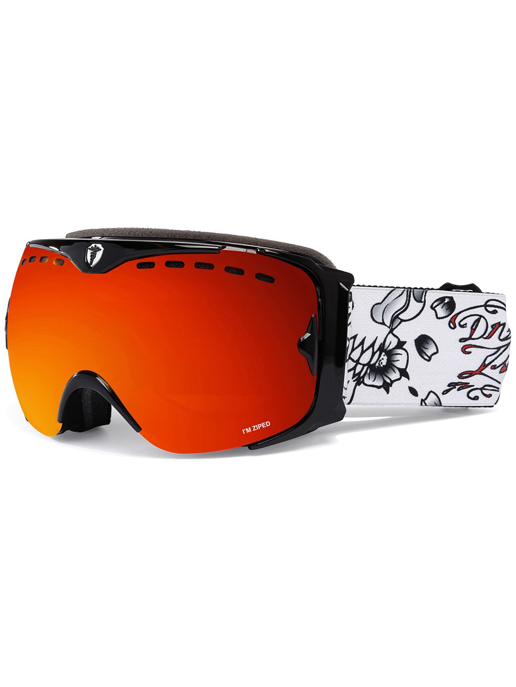 Guard Level 6 Black/Tattoo Goggle