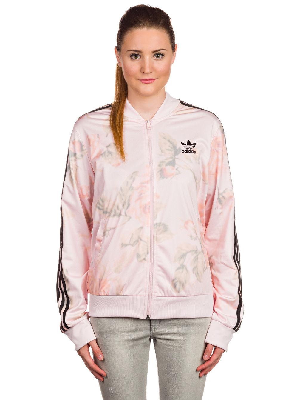 832bf0ff9ec8 Buy adidas Originals Pastel Rose TT Jacket online at Blue Tomato