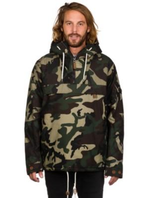 Dickies Milford Jacket camouflage Gr. L