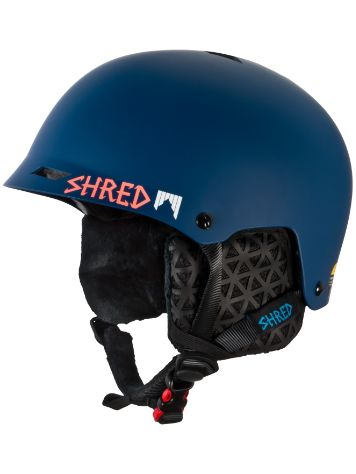 Shred Half Brain D-Lux Helmet