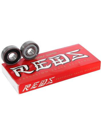 Bones Bearings Super Reds Kuglelejer