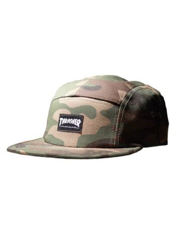 Thrasher 5-Panel-Thrasher Cap