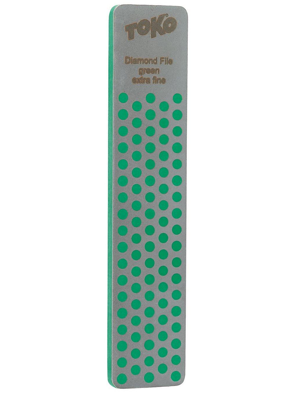 Toko DMT Diamond File green - extra fine green Gr. Uni