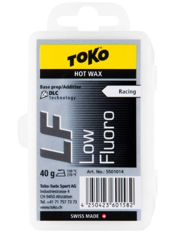 Toko Lf Hot Black 40g Wax