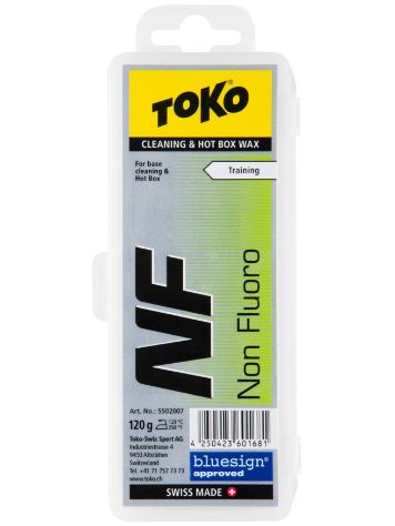 Toko Nf Cleaning & Hot Box 120g Wachs