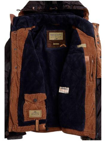 c270c151633e Naketano New Kid In Town III Jacket online kaufen bei blue-tomato.com