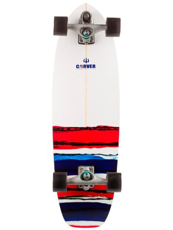 "Carver Skateboards USA Resin C7 32.5"" Complete"