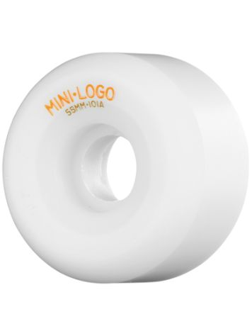 Mini Logo A-Cut 101A 56mm Wheels