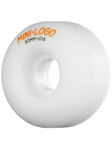 Mini Logo C-Cut 101A 51mm Wheels