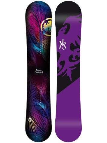 Never Summer Infinity 147 Snowboard