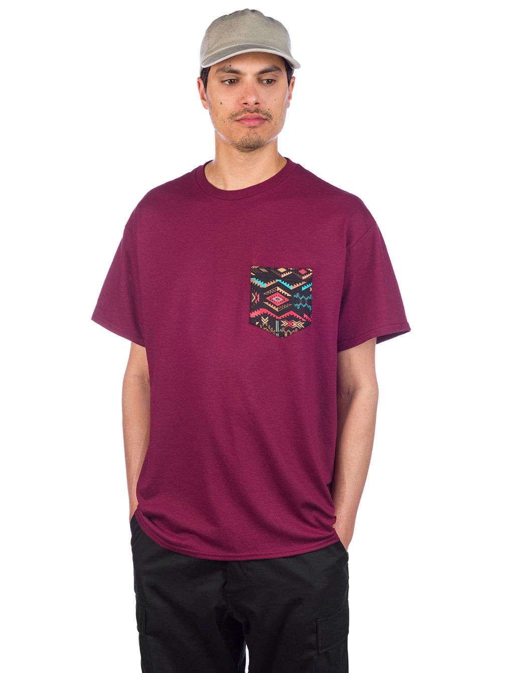 Crazy Pocket T-Shirt