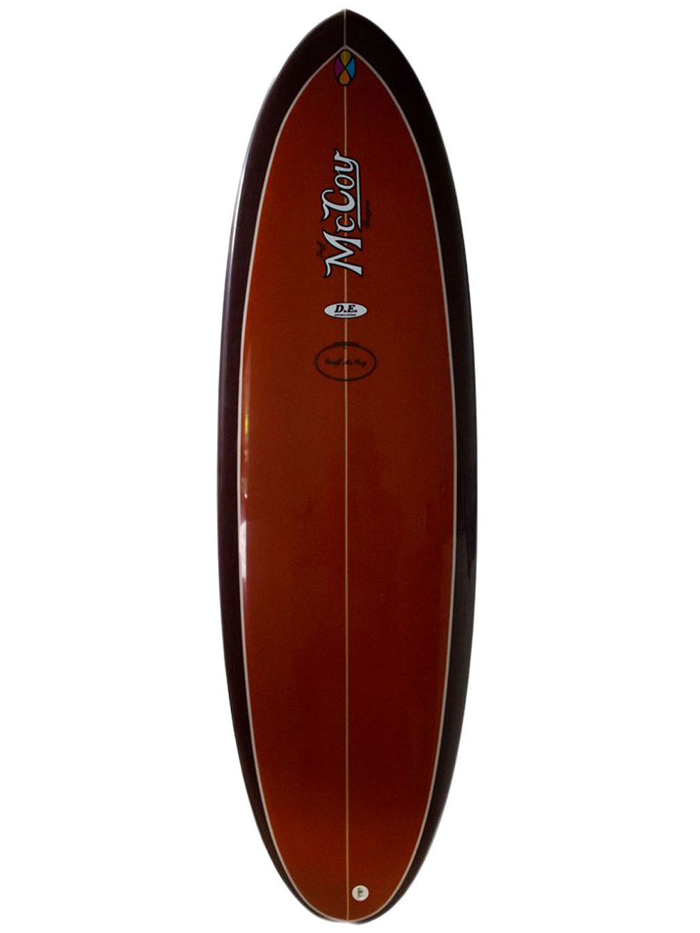 Double Ender 6.4 XF brown Surfboard