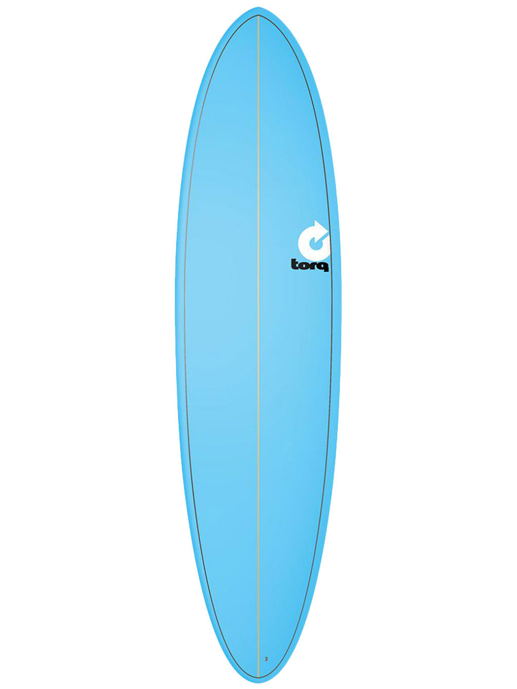 Epoxy 7'2 Funboard Blue Tabla de Surf