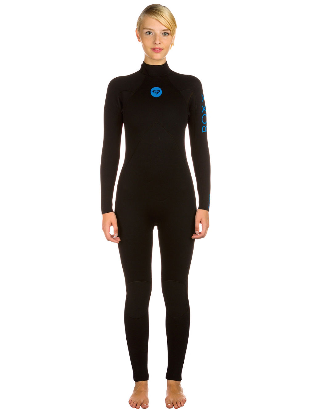 4/3mm Syncro Base Gbs Backzip Wetsuit
