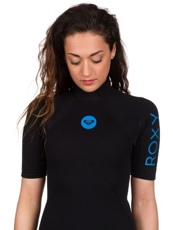 Buy Roxy 2 2mm Syncro Base Shorty Backzip Wetsuit online at blue-tomato.com e8b7d0846