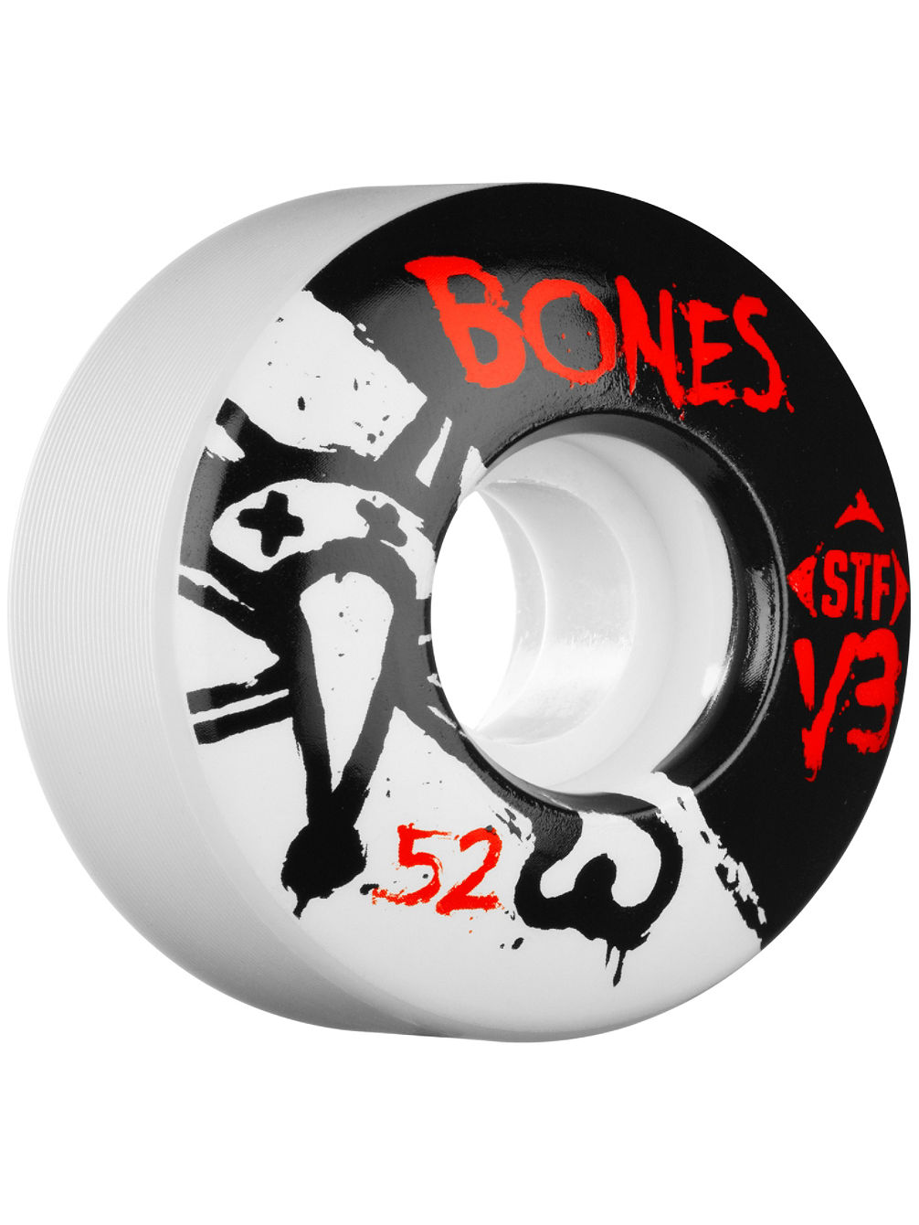STF V3 Series II 83B 54mm Wheels