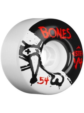 Bones Wheels STF V4 Series II 83B 54mm Wheels