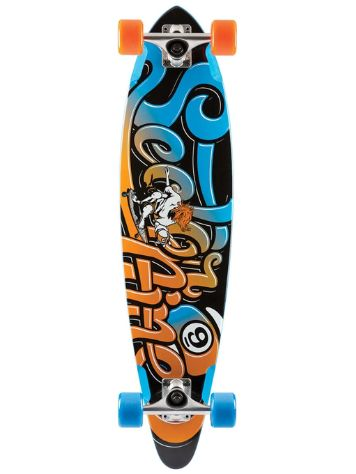 "Sector 9 The Swift 34.5"" x 8.5"" Blue Complete"