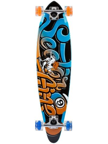 "Sector 9 The Swift Glow 34.5"" x 8.5"" Blue Complet"