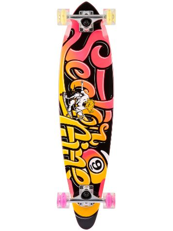 "Sector 9 The Swift Glow 34.5"" x 8.5"" Pink Complet"