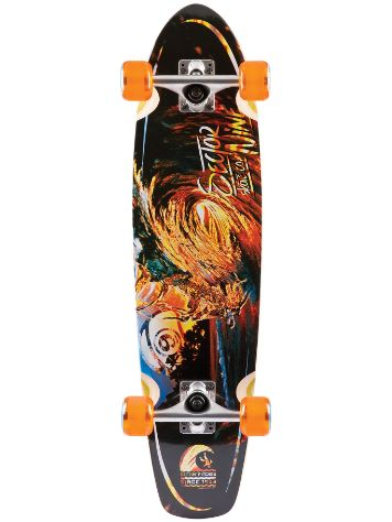 "Sector 9 Liquid Metal 31.75"" x 8.25"" Complete"