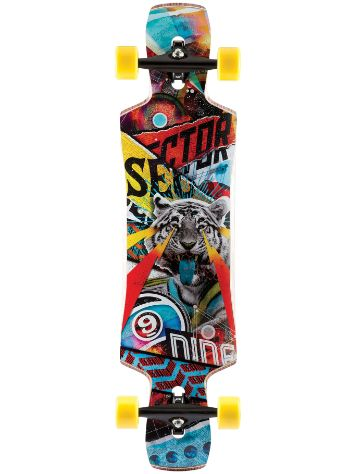 "Sector 9 Static 39.5"" x 9.875"" Completo"