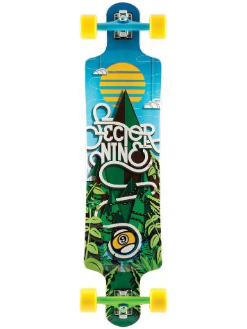 "Sector 9 Faultline 39.5"" x 9.5"" Complete"