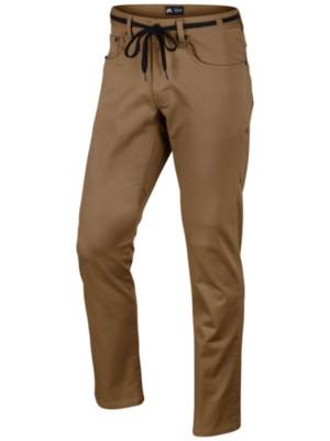 Nike SB FTM 5 Pocket Pants ale brown Gr. 28
