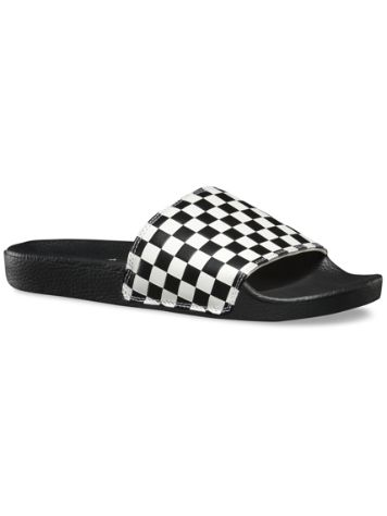 Vans Checkerboard Slide-On Sandals