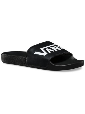 vans slide on sandalen damen