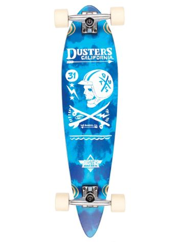 "Dusters Moto 34"" x 8.25"" Completo"