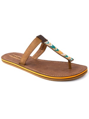 Rip Curl Zanzibar Sandals Women brown Gr. 37.0 EU