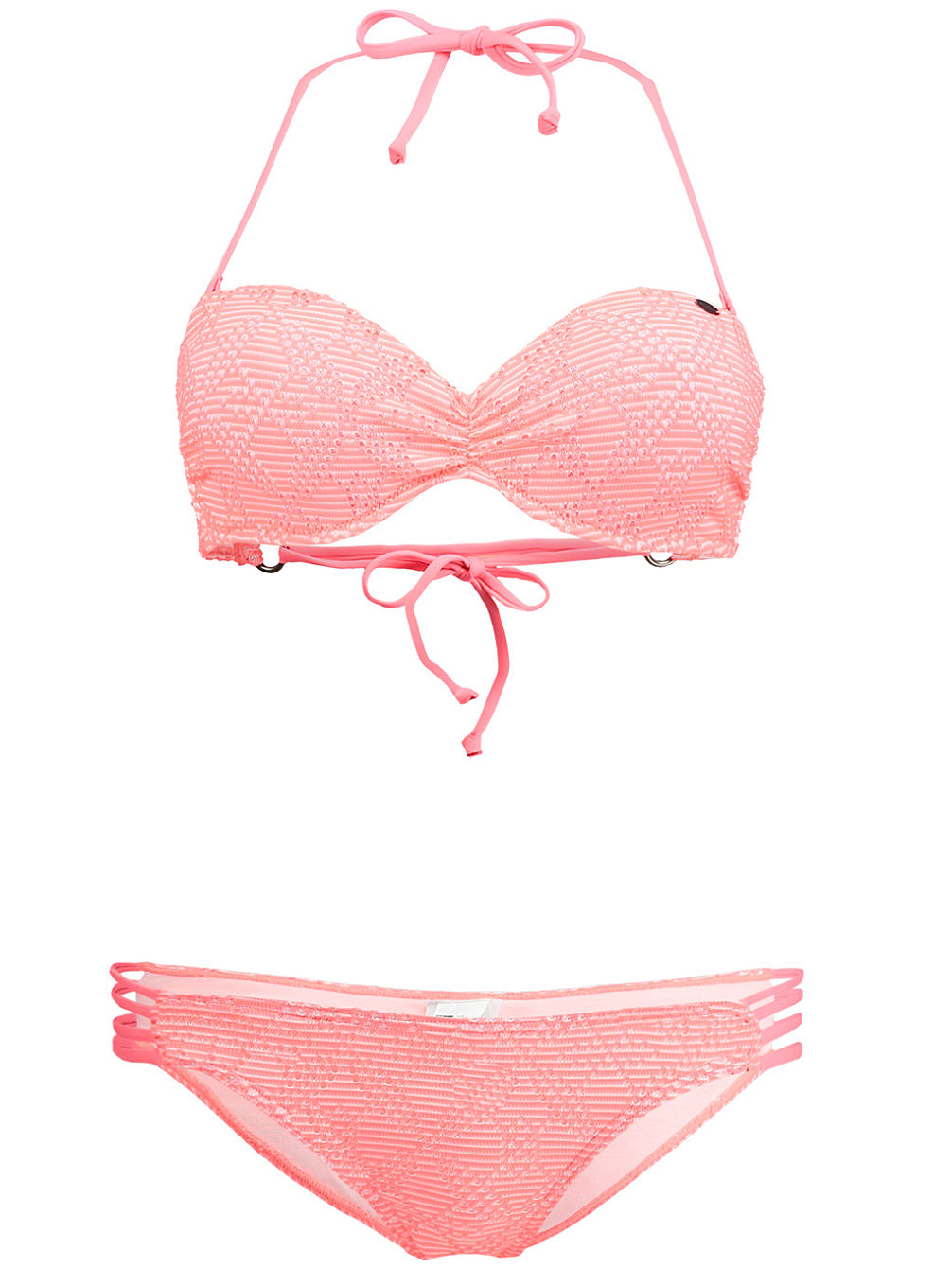 Structure Molded Wire C-Cup Bikini