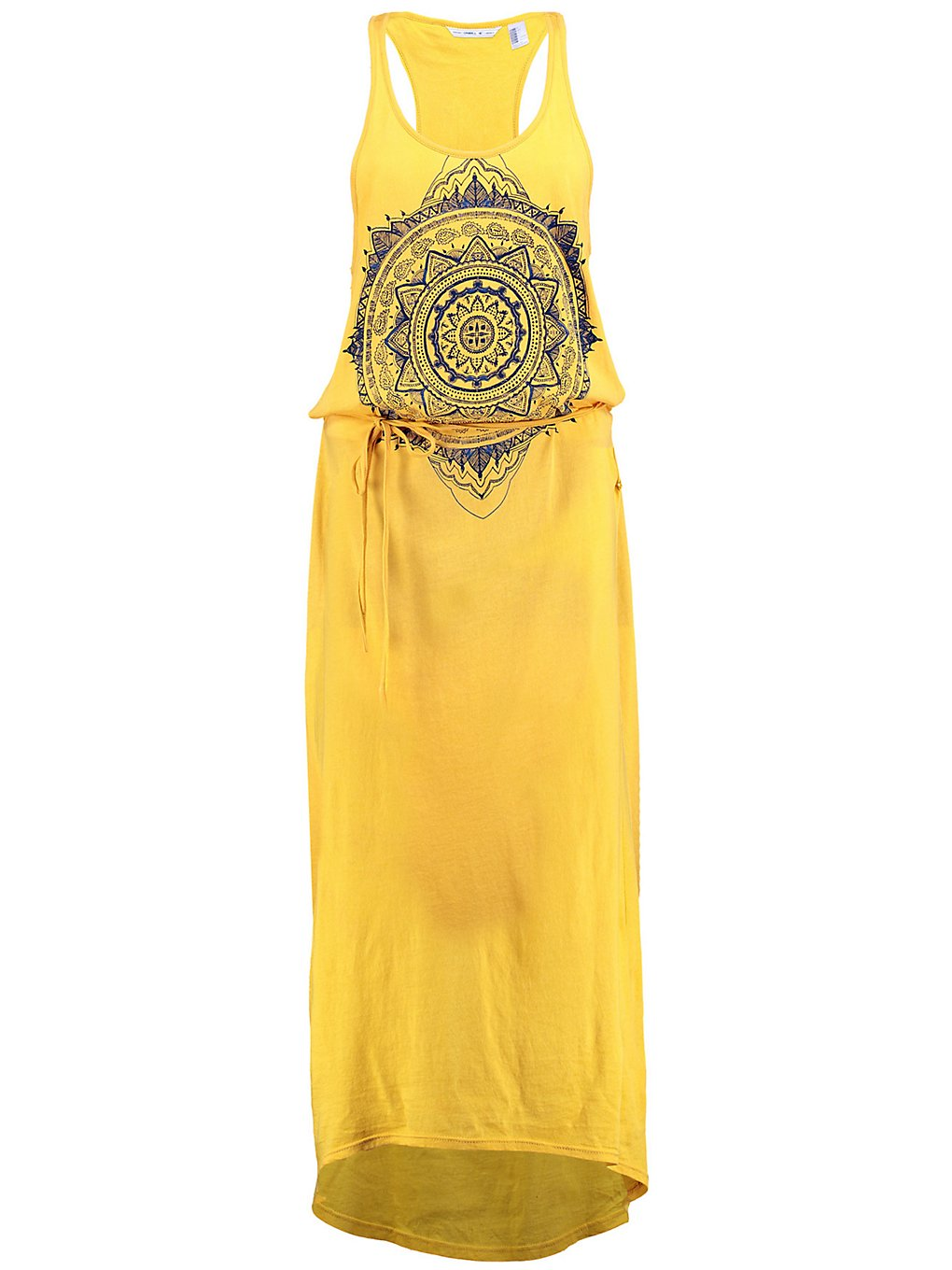 O'Neill Beach Bliss Dress yellow curry