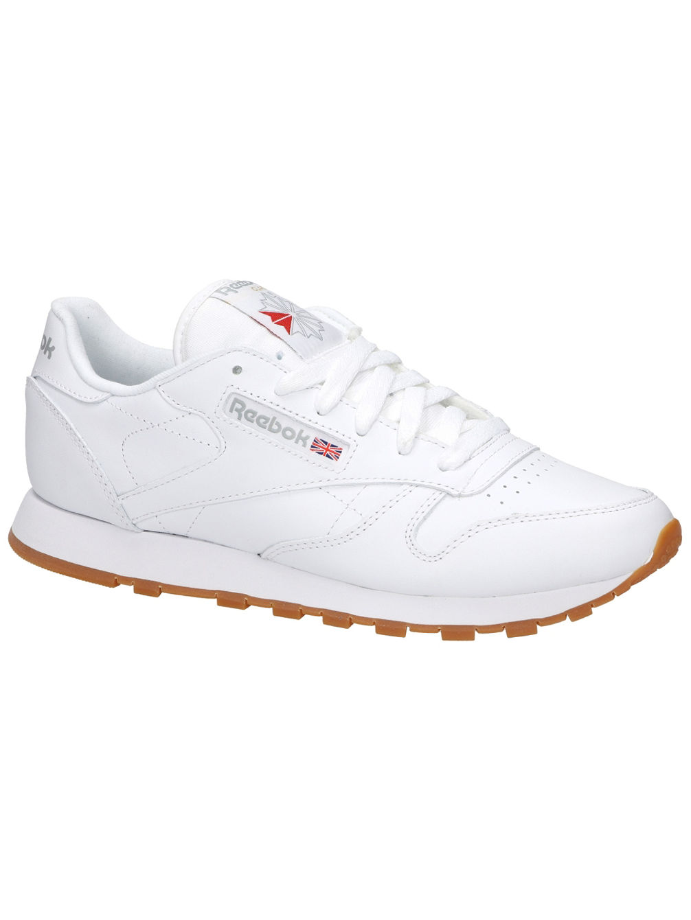 Classic Leather Sneakers IntWhite Frauen
