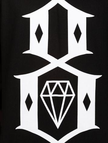 rebel8 logo crewneck sweater online kaufen bei blue. Black Bedroom Furniture Sets. Home Design Ideas