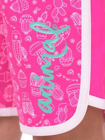 108fcafc94 Buy Animal Cactus Stripe Boardshorts Girls online at Blue Tomato